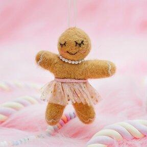 Avižinė sausainė - velta dekoracija